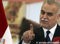 طارق هاشمی: «بسیاری از رفتارهای صدام در حال حاضر از سوی مالکی اجرا میشوند.»