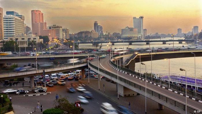 Skyline von Kairo (AP)