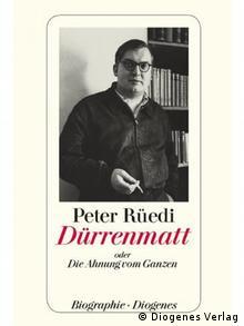 Cover der Biografie Dürrenmatt - oder die Ahnung vom Ganzen (Foto: Diogenes Verlag)