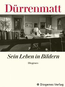 Cover des Bildbands Friedrich Dürrenmatt - Sein leben in Bildern (Foto: Diogenes Verlag)