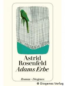 Cover des Buches Adams Erbe (Foto: Diogenes Verlag)