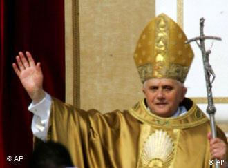 Pope Benedict XVI has yet to stamp his own identity on the papacy