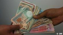 Symbolbild Bangladesch Korruption Banknoten Geld Bestechung