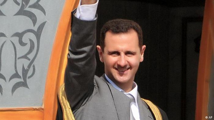 Baschar al-Assad (Archivfoto: AP)
