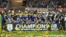Frauenfußball-WM in Deutschland 2011 Jahresrückblick