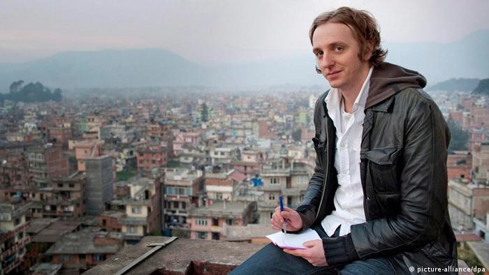Reporter Martin Schibbye (Foto: dpa)