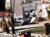 شاهدی دیگر از حضور تانکها در حمص