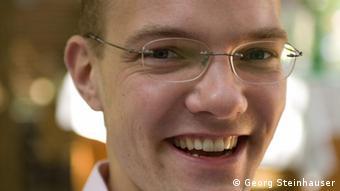 Georg Steinhauser, Strahlenphysiker am Atominstitut der TU Wien