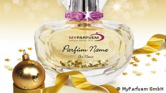 A picture of a perfume bottle from My Parfuem (Photo: Unternehmen MyParfuem GmbH)