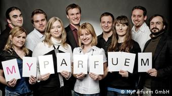 Команда парфюмеров MyParfuem