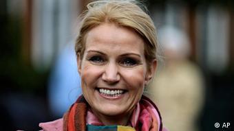 Bildergalerie Dänemark EU Ratspräsidentschaft Helle Thorning-Schmidt