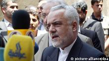 Mohammed Reza Rahimi, Iran