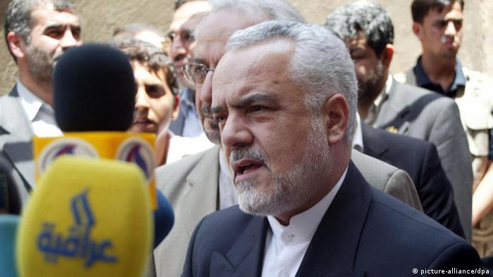 محمدرضا رحیمی، معاون اول احمدینژاد، یکی از متمهان به فساد