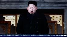 Nordkorea Trauerfeier Beisetzung Kim Jong Il