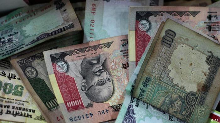 Indische Rupien (AP)