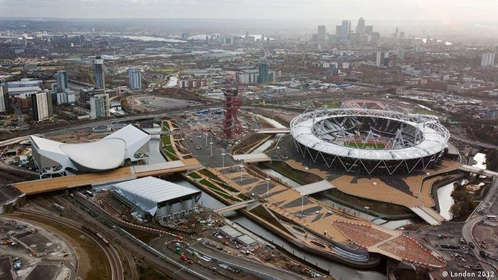 Londoners hope that Olympic venues will truly be built to last