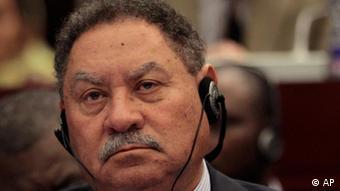 Fradique de Menezes, ex-Presidente de São Tomé e Príncipe