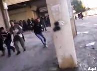 صحنهای از تظاهرات جدید در شهر حمص