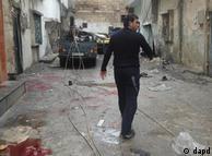 حمص صحنه تظاهرات و تعطیلی همگانی است