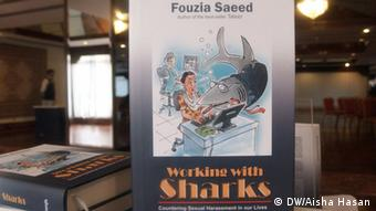 Saeed's newest book: 'Working with Sharks'