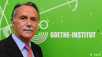 Deutschland Kultur Goethe-Institut Klaus-Dieter Lehmann Deutsche Literatur und Film sind Exportschlager