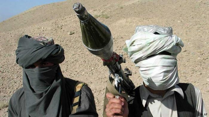 Afghanistan Taliban (AP)