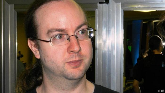 Roger Dingledine, Programmierer und Gründer des Tor-Projekts