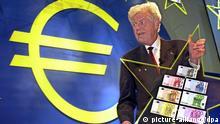 10 Jahre Euro Wim Duisenberg