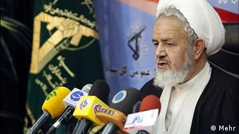 علی سعیدی، نماینده ولی فقیه در سپاه پاسداران