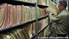 Bundesbehörde für Stasi-Unterlagen Archiv 2001