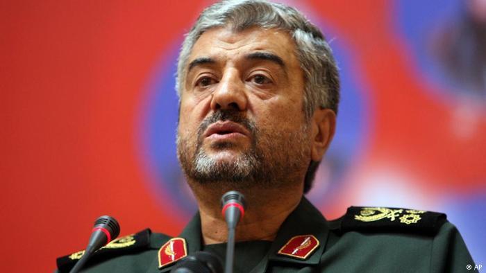 NEU Mohammad Ali Jafari Revolutionsgarden Iran (AP)