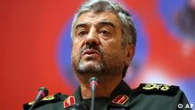 سرلشکر پاسدار محمد علی جعفری، فرمانده کل سپاه پاسداران