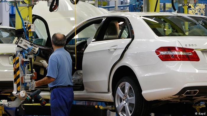 Daimler сделал ставку на увеличение производства