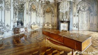 The concert room in Frederick's palace