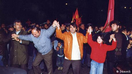 Mazedonien Unabhängigkeit