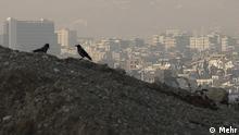 Luftverschmutzung im Iran