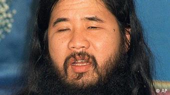 Urteil gegen Gründer der Aum-Sekte Shoko Asahara