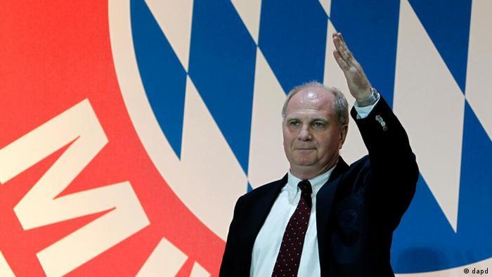 Desde hace 35 años el máximo guía del Bayern Múnich se llama Uli Hoeness.