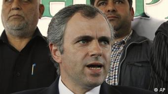 Chief Minister Omar Abdullah