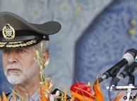 عطاءالله صالحی، فرمانده کل ارتش جمهوری اسلامی ایران تهدید کرده بود، آمریکاییها ناوهای خود را به خلیج فارس برنگردانند