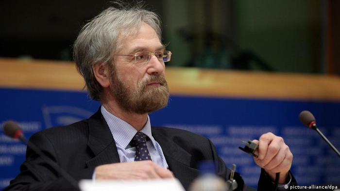 Peter Praet EZB-Chefvolkswirt