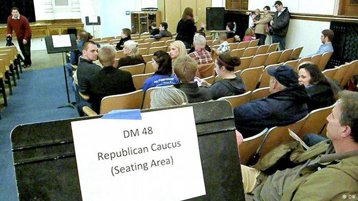 Vorwahlen in den USA 2012