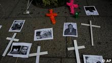 Mexiko Drogenkrieg Tote