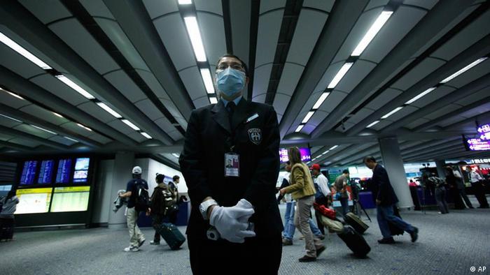 Schweinegrippe in Hong Kong