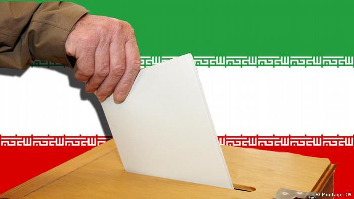 انتخابات در فضائی سرد و بسته