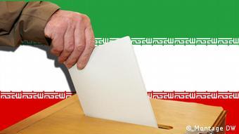 Symbolbild Parlamentswahlen Iran