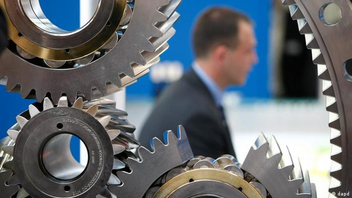 Machine cogs