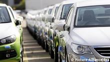 Wochenrückblick KW 01 2012 Neuwagen deutscher Automarkt wächst