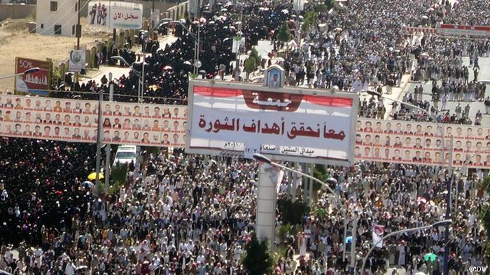 Jemen Kampf zwischen Huthis und islamischer Islah-Partei (DW)