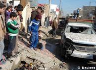از زمان خروج سربازان آمریکایی از عراق، موج انفجار و حملات تروریستی افزایش یافته است